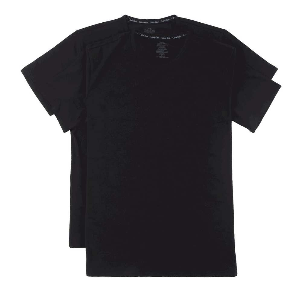 Modern Cotton Strech Crew Neck T-shirts 2-pack