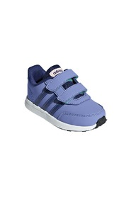 Adidas VS Switch2  Joggesko Barn Real Lilac/Mystery INK/Clear Orange