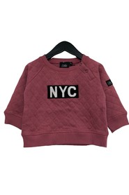 Petit by Sofie Schnoor - Baby Sweatshirt, NYC - Cherry Red