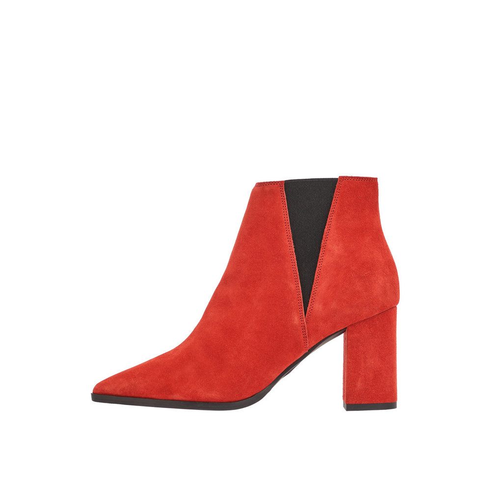 chelsea boots Suede Pointed