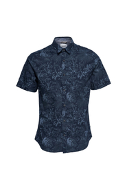 Only&Sons Timothy Floral Dress Blues - L