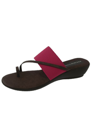 Fuxsia skowolter by wolter wedgesandal