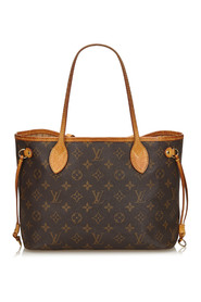 Monogram Neverfull PM Canvas Bag