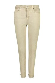 Ami Skinny Jeans with Released Cuff