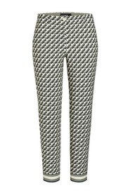 Ros Summer Cropped Trousers
