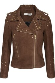Coco Leather Jacket