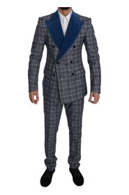 Double Breasted Jacket Suit