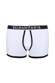 BOXERS WITH LOGOED ELASTIC