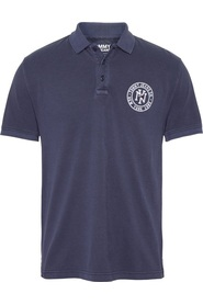 POLO T-SHIRT CHEST LOGO