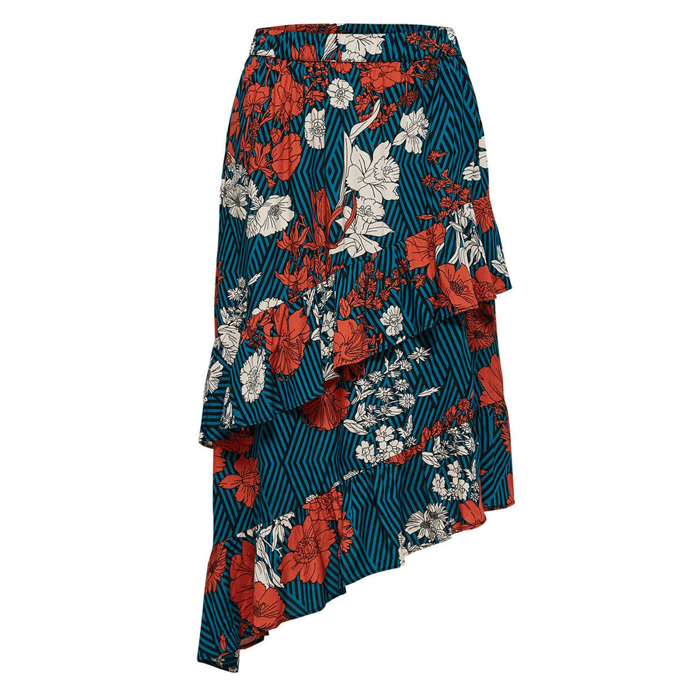 Georgia skirt biscay bay - Selected Femme