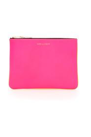Wallet super fluo pouch