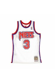 CANOTTA BASKET NBA SWINGMAN JERSEY HARDWOOD CLASSICS NO3 DRAZEN PETROVIC 1992-93 NEJNET HOME