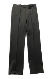 Brukte koniske bukser i jomfruull