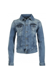 Pepe Jeans, New Berry Denimjakke