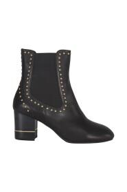 Leren Boots Nits