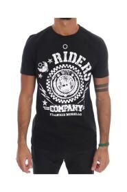 RIDERS Crewneck T-Shirt