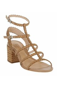 Claricie Braided Leather Sandals