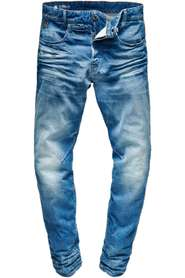 G-star Raw D-staq 5-pkt straight tapered Jeans Denim