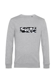 Camo Block Sweater