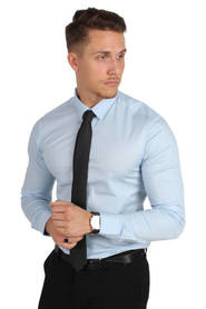 Only & Sons Alfredo LS Shirt Cashmere Blue