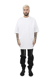 Rick Owens T-shirts and Polos White