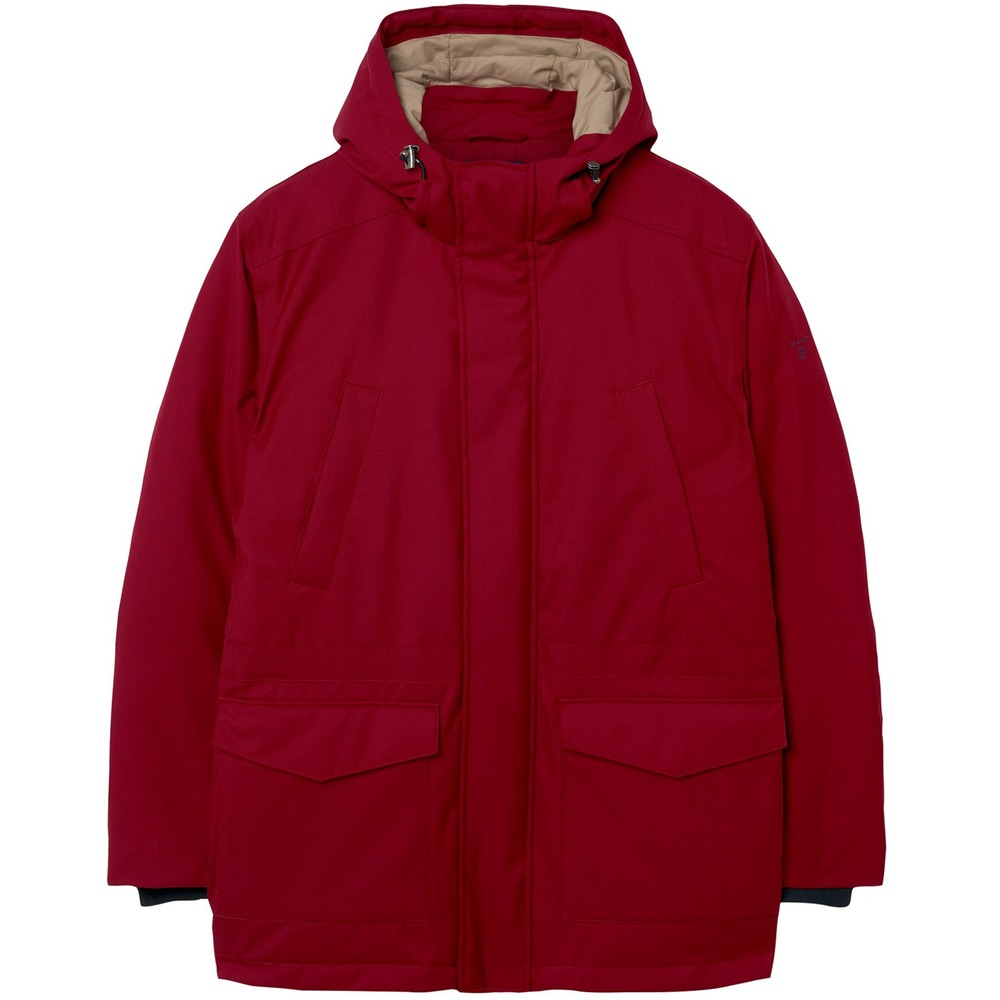THE DOWN PARKA JAKKE