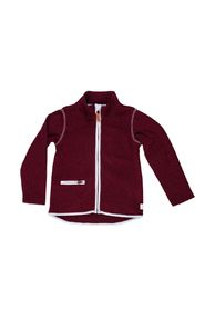 MONDO FLEECE JAKKE DARK CHILI