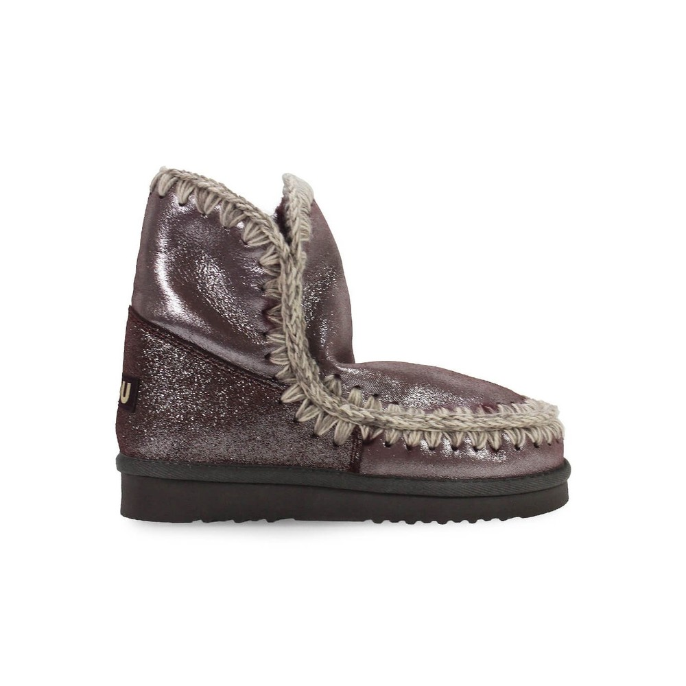 ESKIMO MICROGLITTER PURPLE BOOT
