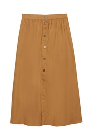 Skirt With Buttons On The Front