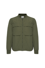 Casual Friday Pol Jacket Green - L