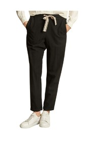 Vael trousers with striped drawstring