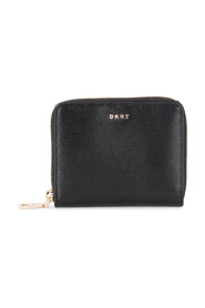 Bryant black leather wallet