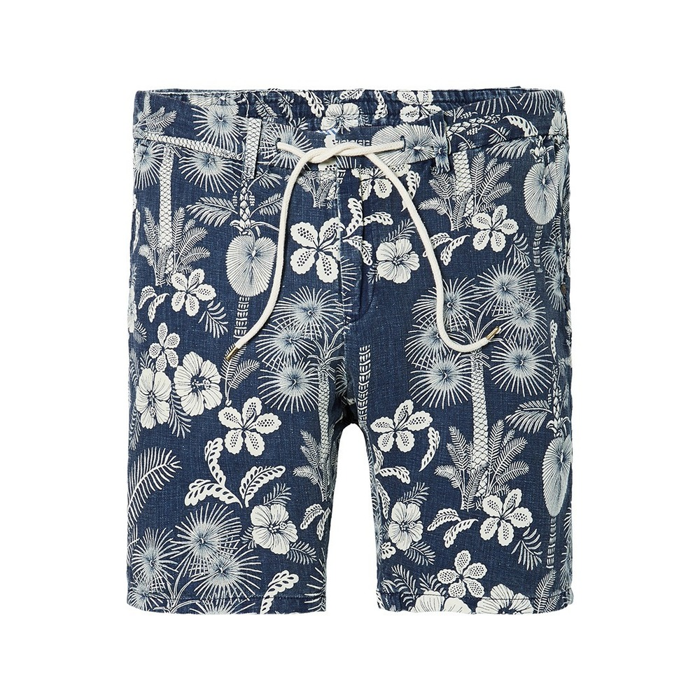 Scotch and soda summer shorts blå