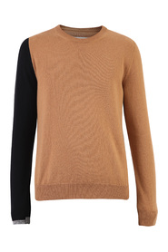 Cashmere, mohair and wool sweater