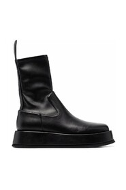 LOW BOOTS IN ECO LEATHER