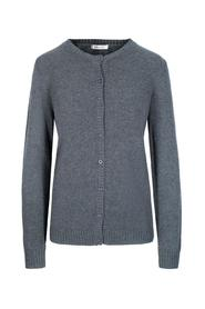 Collection Patch Cardigan 7 Knitted