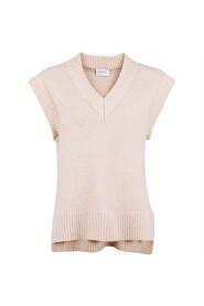 Kaylee Rib Knit Waistcoat