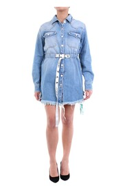 OWYM004E20DEN002 dress Of Jeans
