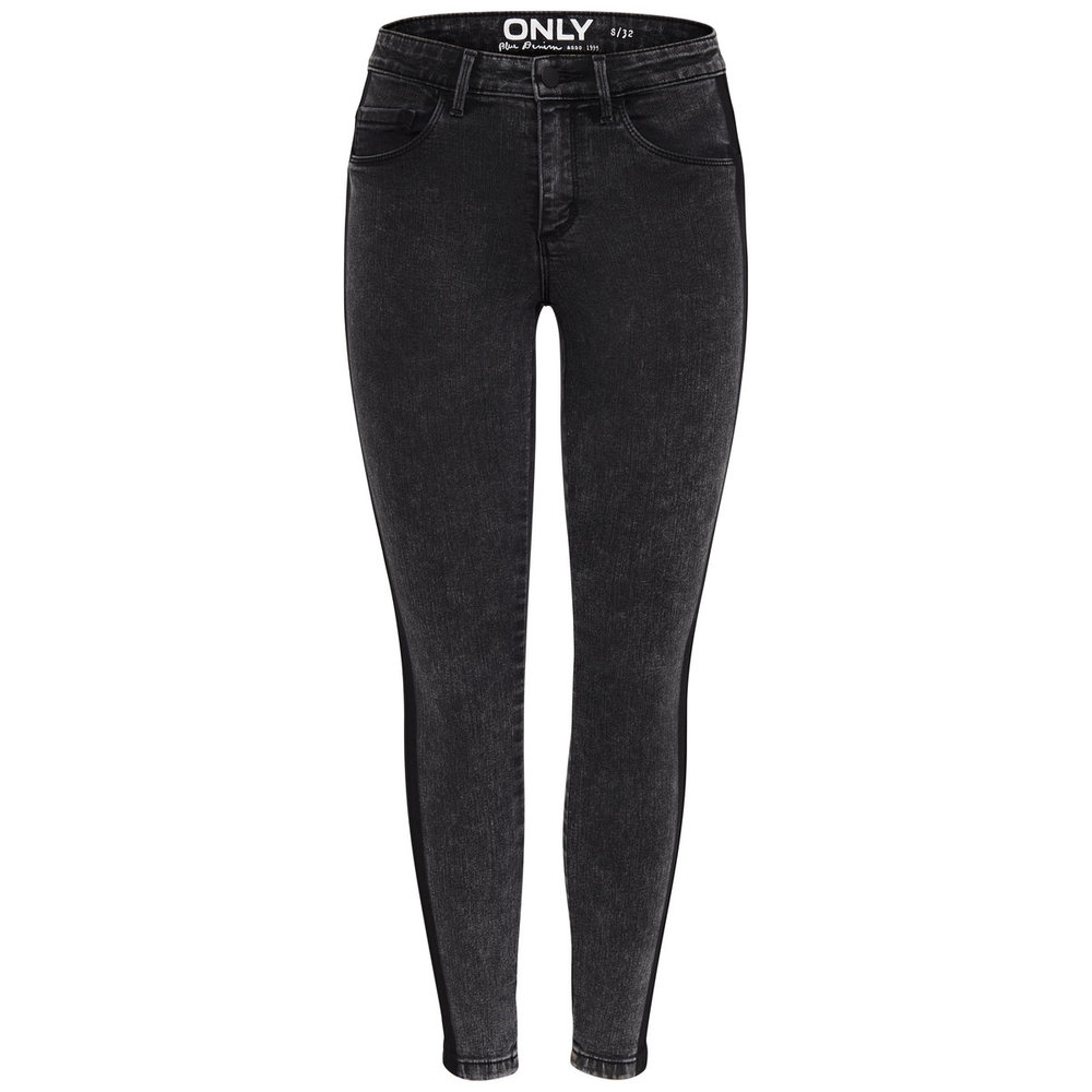 Skinny fit jeans Rain reg panel ankle