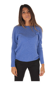 OVER JULIETTE CREW NECK SWEATER