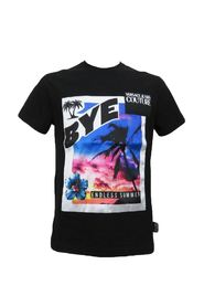 men's t-shirt with abstract print