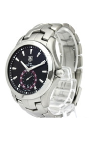 Stainless Steel Link Tiger Woods Automatic Watch