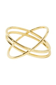Double Kiss Ring