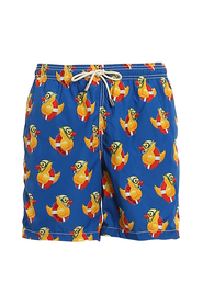 DUCKY SNORKEL SWIM SHORTS