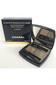 Chanel La Palette sourcils de Chanel. Brow powder duo 40 naturel 4 g