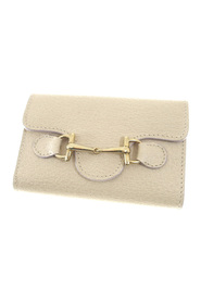 Horsebit Key 6 Holder Leather Calf Italy