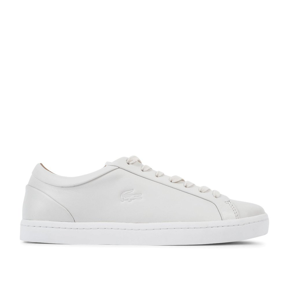 Straightset 317 Cam Leather Sneakers