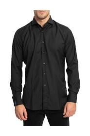 Plain Buttoned Shirt