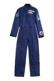 AVIATION-INSPIRED JUMPSUIT