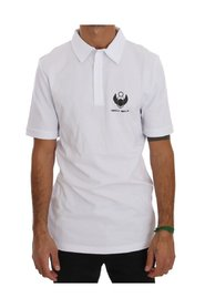 Cotton Stretch Polo T-Shirt